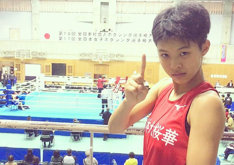 篠原光(ボクシング選手)の年齢や身長体重は?高校や彼氏は?【ミライモンスター】