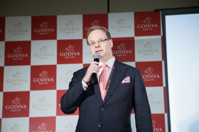 ゴディバの社長(ジェローム)は日本好き?弓道やwiki年収経歴がヤバい!?【カンブリア宮殿】