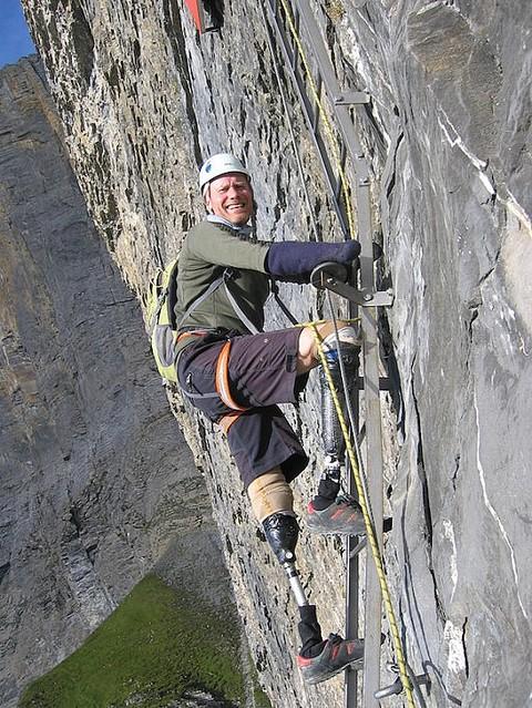 イギリスの登山家ジェイミーアンドリューのwiki経歴は?嫁や子供についても調査!【世界まる見え】