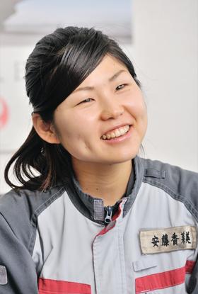 安藤香菜美 JAL wiki
