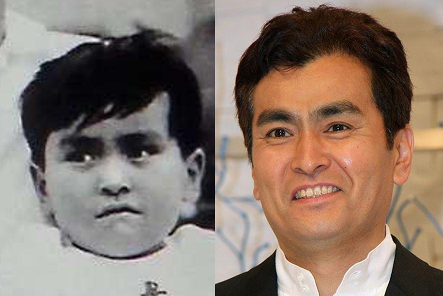 石原良純の子供の頃(昔)と若い頃の顔写真(画像)が今と変わらなすぎる!?比較してみた!