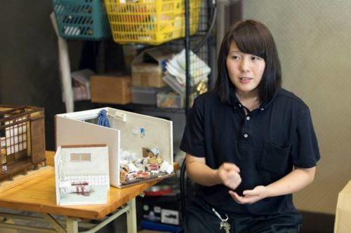 小島美羽のwiki経歴や遺品整理人やミニチュア再現を始めた理由は?ミニチュアのインスタ画像は?【ザノンフィクション】